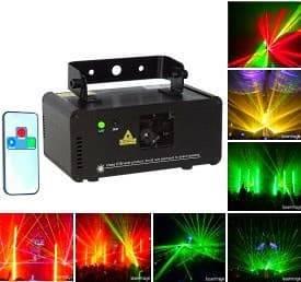 Лазер для дискотек Лазаревское