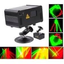 Лазерный проектор Лазаревское