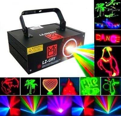 Программируемый лазерный проектор для рекламы, лазерного шоу и бизнеса Лазаревское